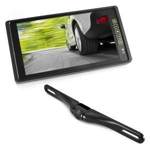 retrocamera Pyle PLCM9200, a colori con schermo LCD da 9,2' e telecamera antiriflesso, acquistabile a circa 130 €